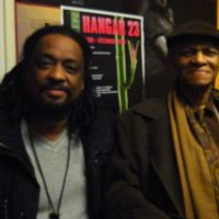Chico Freeman and McCoy Tyner. Rouen, France