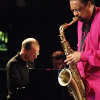 Chico Freeman and Antonio Farao