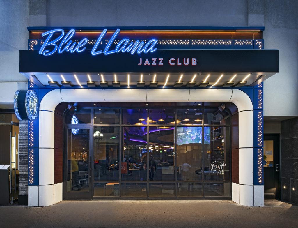 Blue Llama Ann Arbor